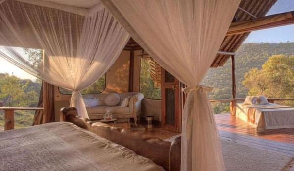 Saruni lodges and camps Kenya